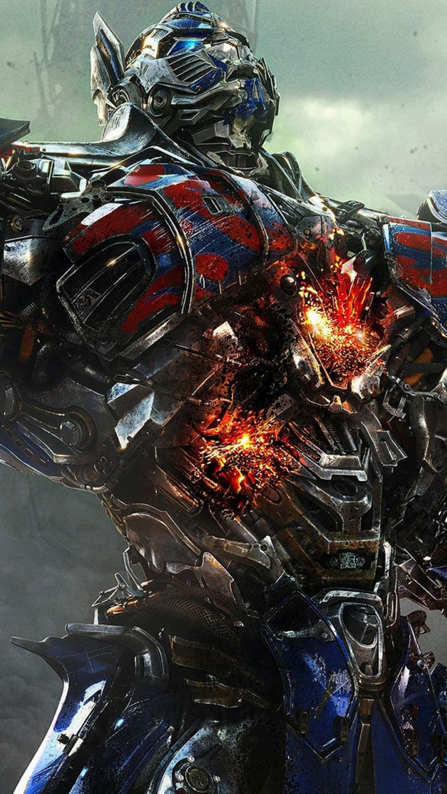 Optimus Prime from Transformers: Age of Extinction
