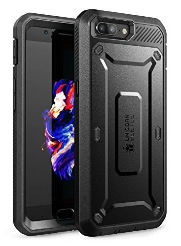 best service fc51f bbc7e OnePlus 5 Case, SUPCASE Full-body Rugged Holster Case with Built-in ...