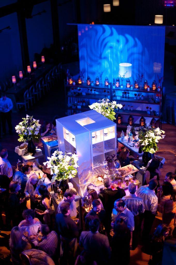 Modern parties decor