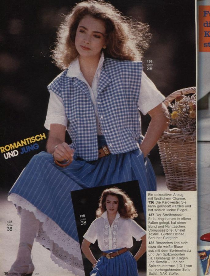 burda 1982 | fashion is danger | Pinterest | Mode der 80er und Mode