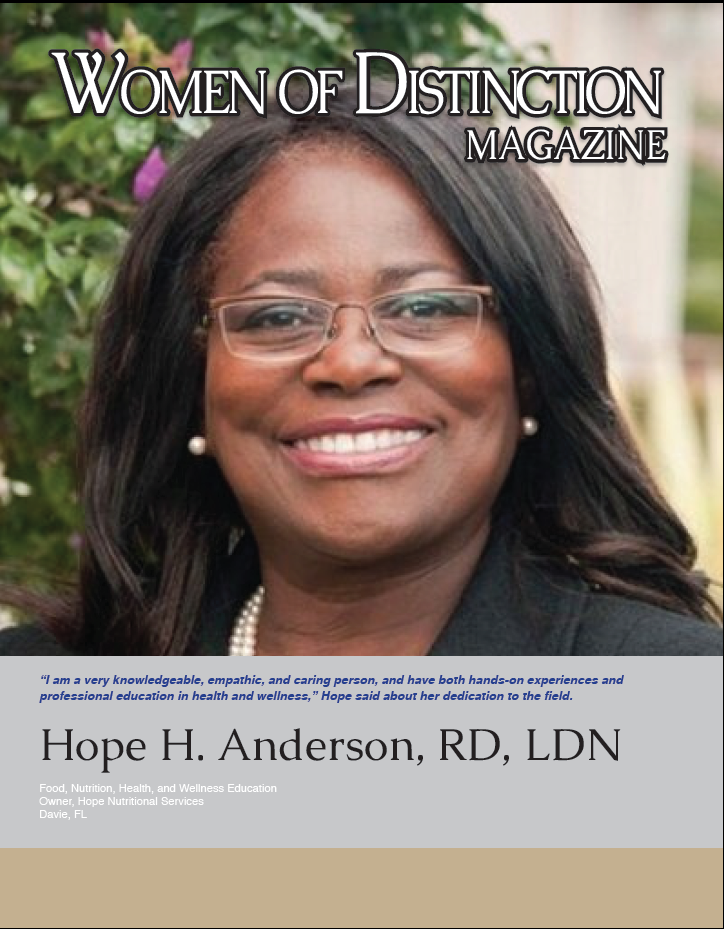 WDM - Hope H. Anderson