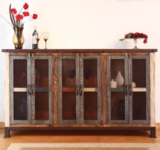 Direct Furniture Fairfax Va: The Kangra Console Can Be Used For