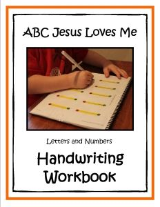 ABC Jesus Loves Me -- FREE Christian curriculum for 2yrs - 5 ...