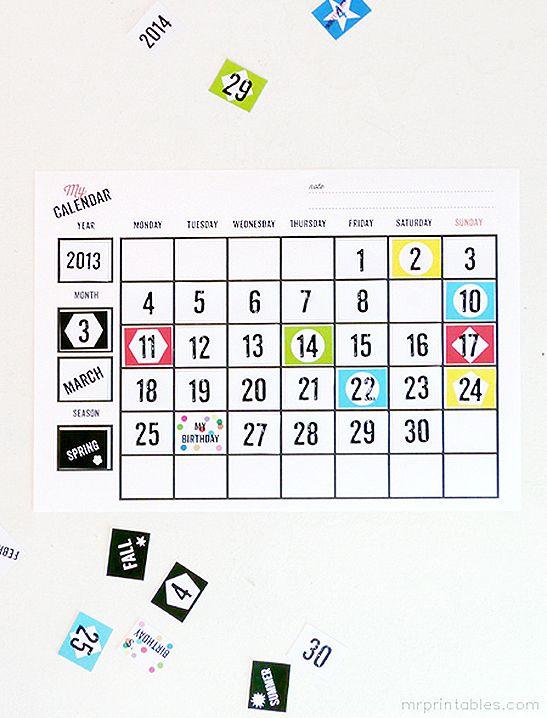 Weekly Calendar Update : My days blank calendars update mr printables
