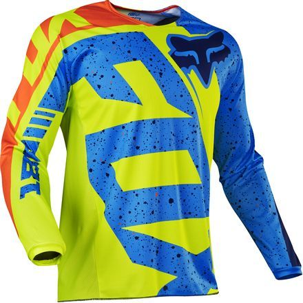 Yellow/Blue Front