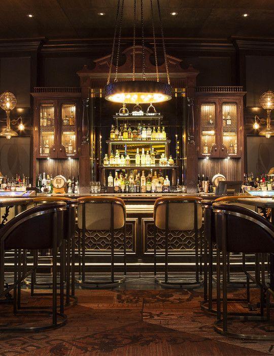 Velvet Bar Stools For Hotel Interior Decor Ideas. See More: Http://