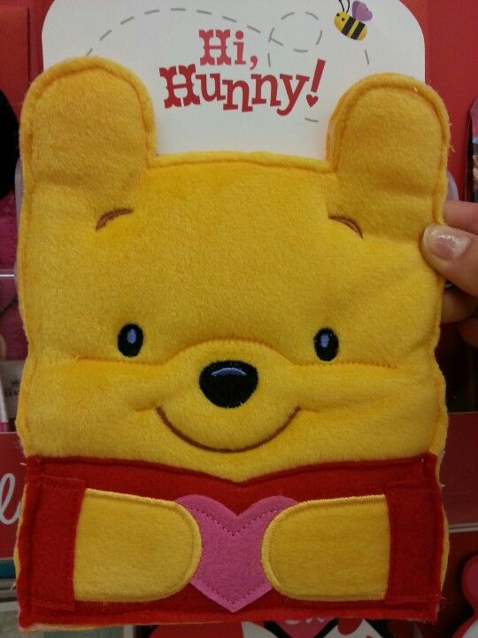 Cute Pooh Bear Card Putting A Smile On My Face Pinterest Pooh