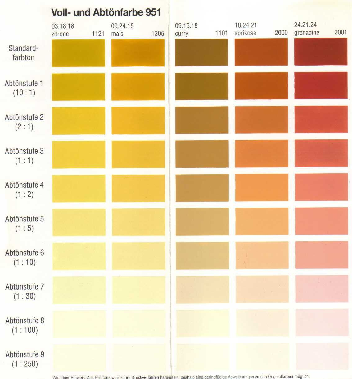 farbtonkarte bei malermeister tillmann 53567 asbach farbharmonie pinterest. Black Bedroom Furniture Sets. Home Design Ideas