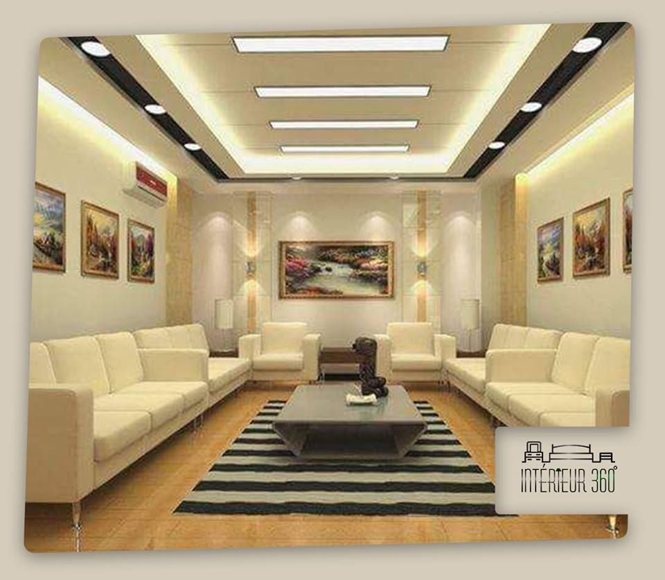 The Art Behind An Alluring Falseceiling Design Is Capturing An