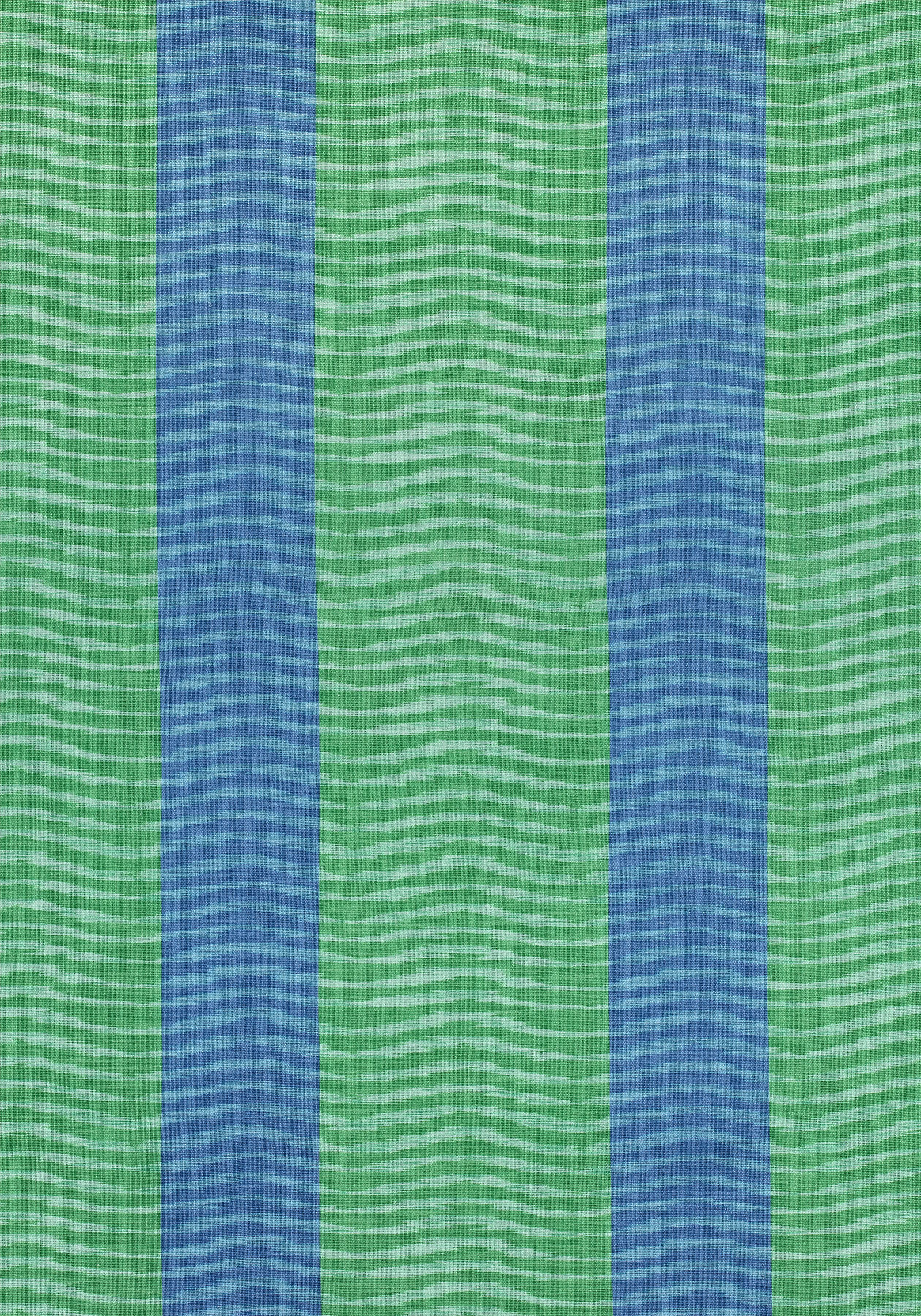 WAVELET, Blue and Green, F913098, Collection Summer House ...
