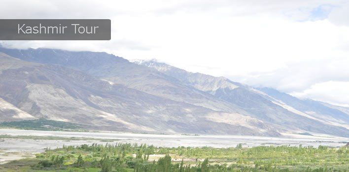 Kashmir Tour Packages Package Cost Starts From: $159 per person (twin sharing basis) for 04 nights & 05 days.  http://www.tourandtravelinindia.com/kashmir-tour-packages.aspx