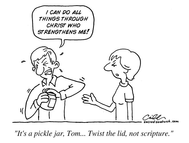 Weak Attempt - The Sacred Sandwich