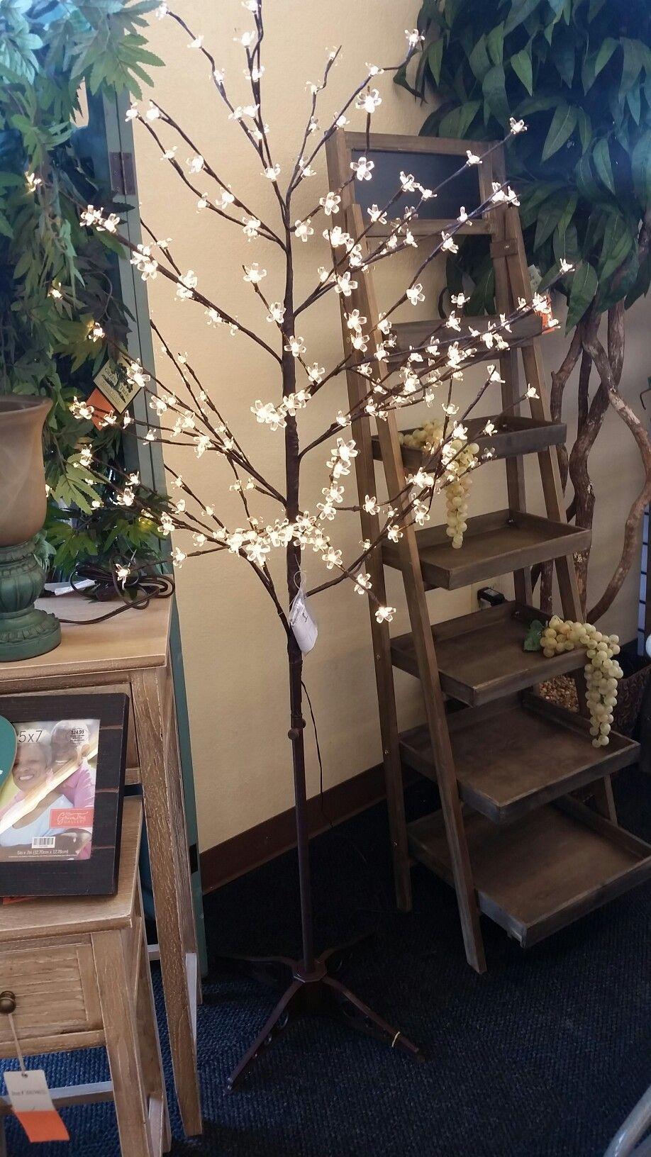 Hobby Lobby Light Up Cherry Blossom Tree Light Up Tree Blossom Tree Wedding Kitchen Wall Art