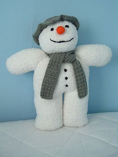 Snow Dog (from The Snowman children's movie & book by ...