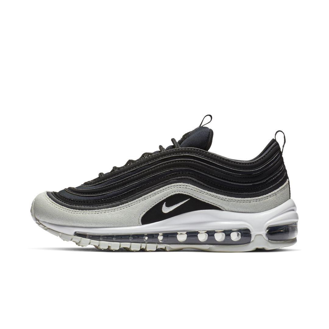 Nike Air Max 97 Premium Women's Shoe Size 5 (Black) | Nike
