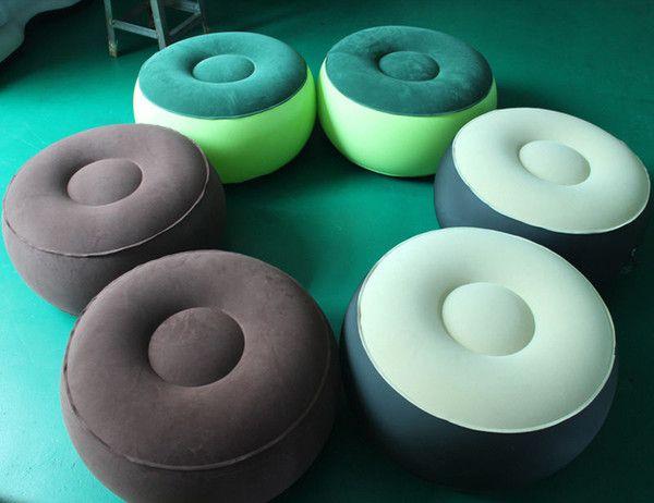 Wholesale Fashion Inflatable Couch Bean Bag Air Cube Chair Movies ...
