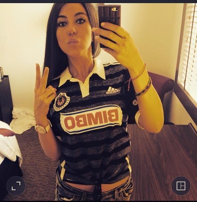 5d2bb863b46eb Fotogalería: Botineras - Mariana Zacarías, fanática del Rebaño | Chivas  Pasión - Sitio No Oficial del Club Deportivo Guadalajara
