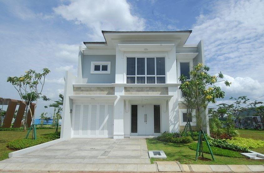 Model Rumah Sederhana Tapi Mewah 2 Lantai Terbaru Desain Rumah