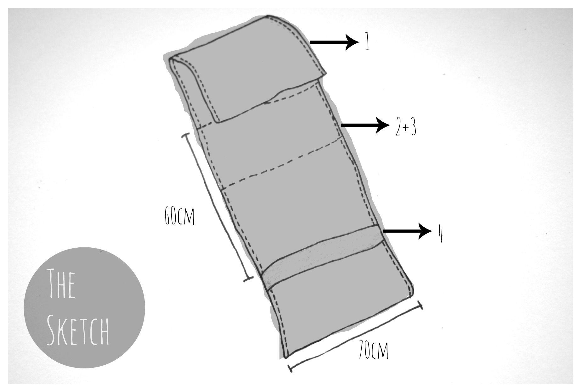 Delightful MAKE// DIY Ikea Pello/Poang Chair Felt Cover