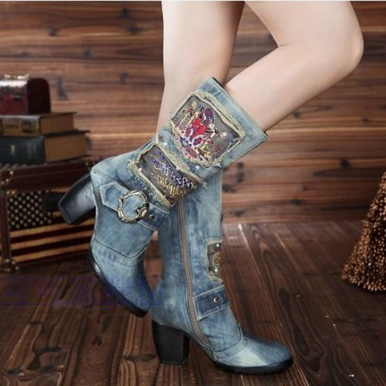 howtocute.com fashion cowgirl boots cheap (34) #cowgirlboots ...