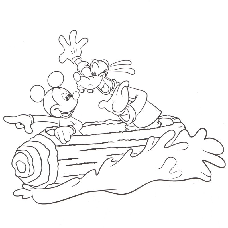 disney magic coloring pages - photo#37