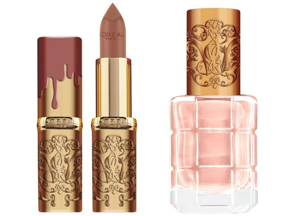 Beauty News L Oreal Paris X Disney Beauty And The Beast Collection Disney Makeup Beauty And The Beast Makeup Gift