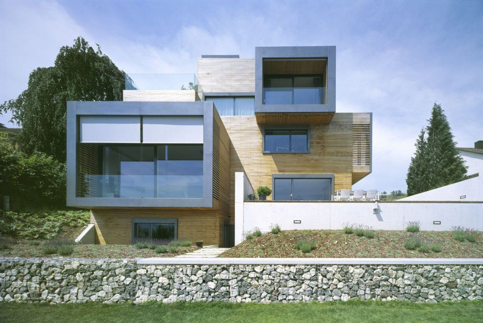 A+P House by Bauart Architects