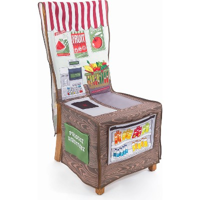 Little Adventures Little Market Chair Cover