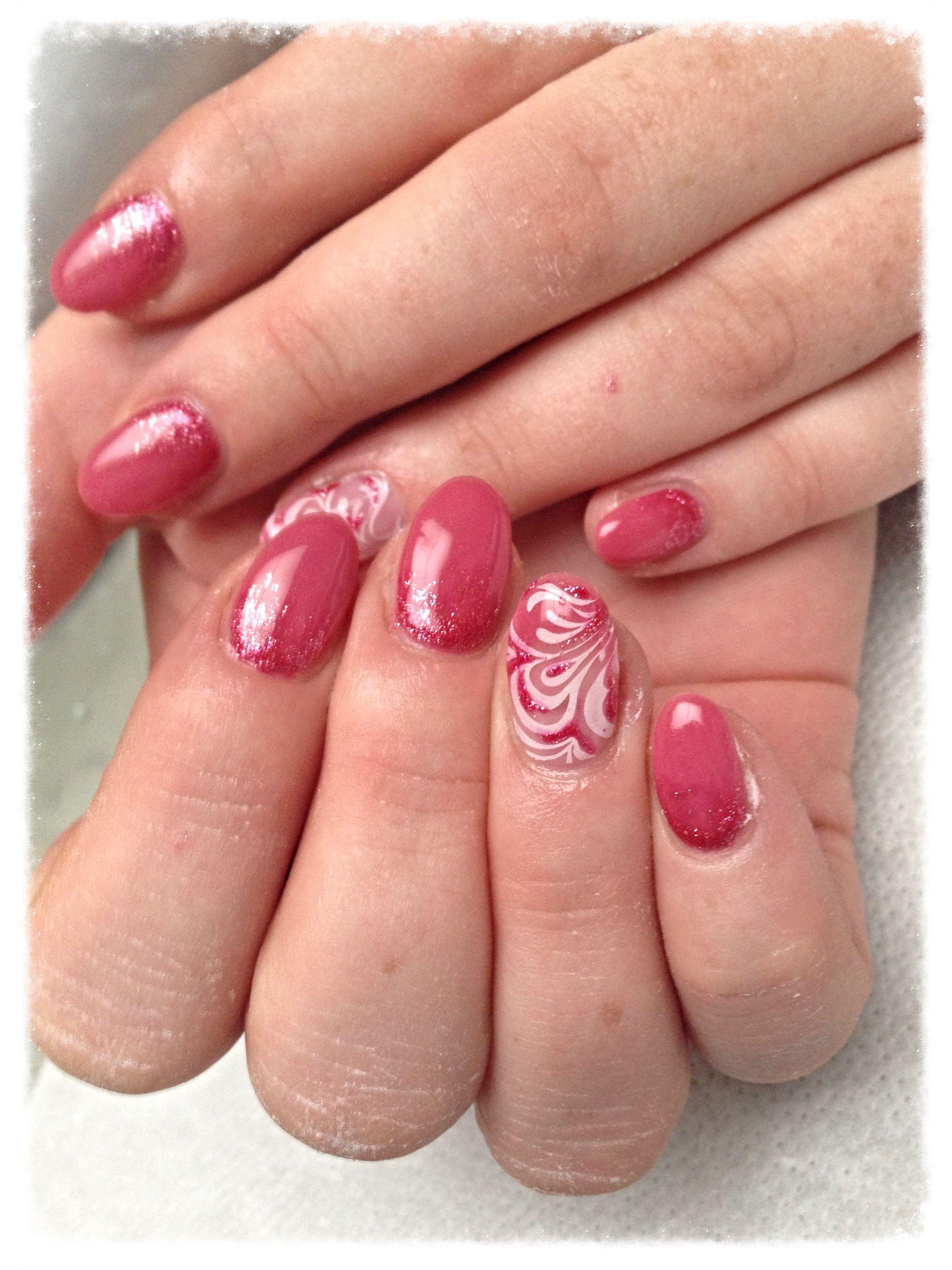 My work - Nagels, nail-art / my work | Pinterest