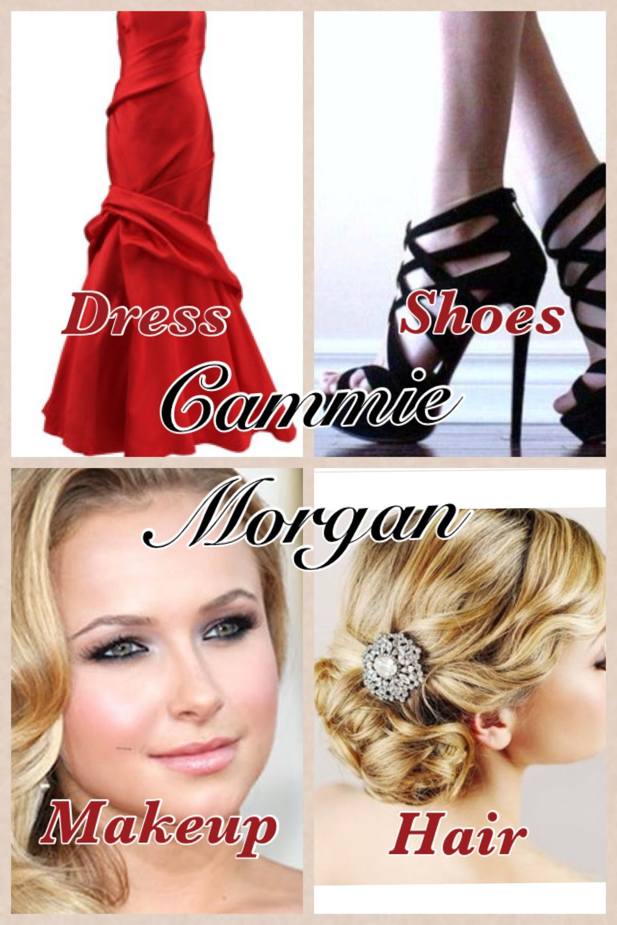 Cammie Morgan Ball Outfit From Cross My Heart And Hope To