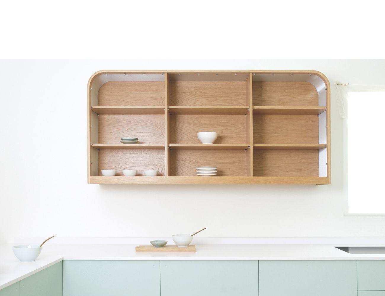 Küchen-designmöbel a flight of fancy  the air kitchen range by devol  decospaces