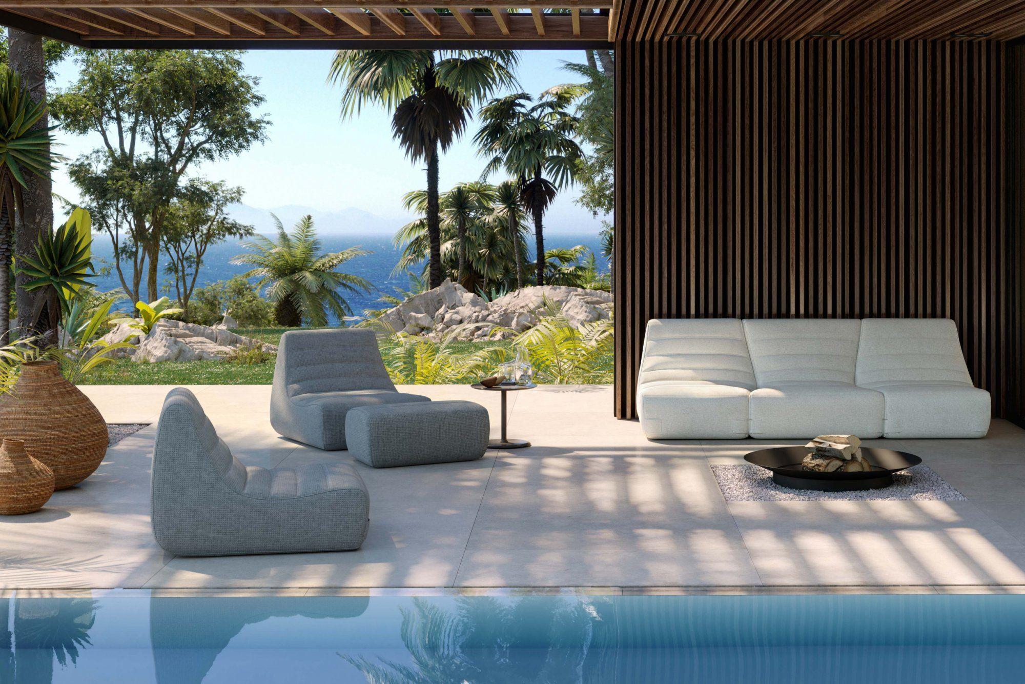 20 Canapes De Jardin Pour Un Coin Outdoor Confortable Ligne