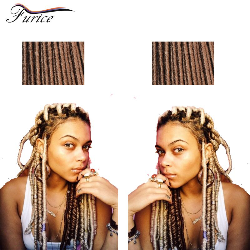 Aliexpress buy 18 new dreadlock extensions synthetic aliexpress buy 18 new dreadlock extensions synthetic braiding hair faux locs pmusecretfo Image collections