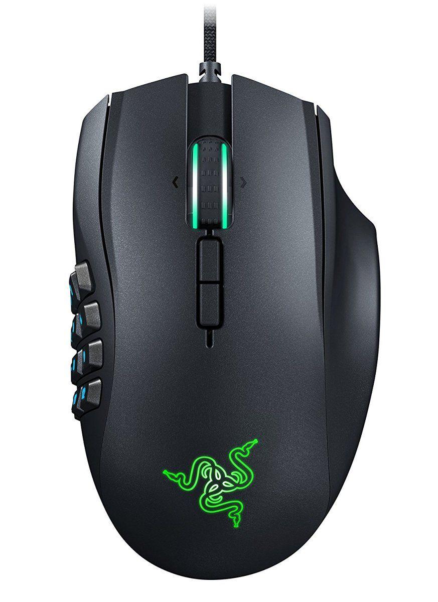 Razer Naga Chroma Review Razer mouse, Mouse computer