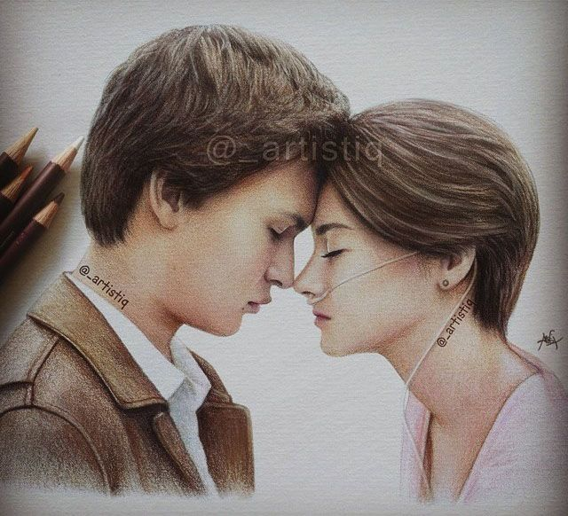 Colour Pencil Sketch Love Images
