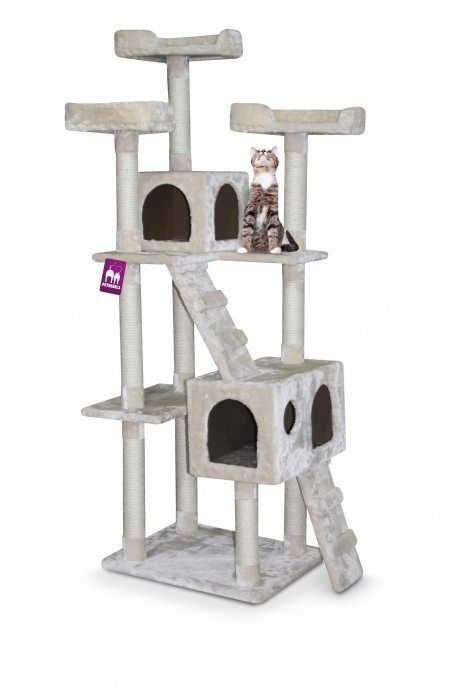 Cat Tree Chicago 175cm (With images) Cat tree, Animal