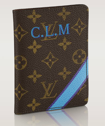 sports shoes a86d1 a2551 Louis Vuitton Mon Monogram Passport Holder $515.00 | Travel in Style ...