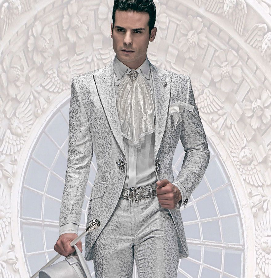 Italian wedding suits, model: B15-(435) | fashion | Pinterest ...