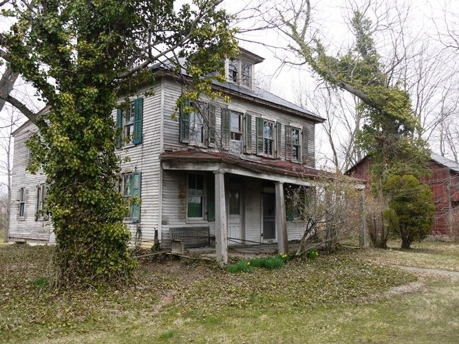 Prairie Style Haunted Farm House Lincoln Highway Hellam