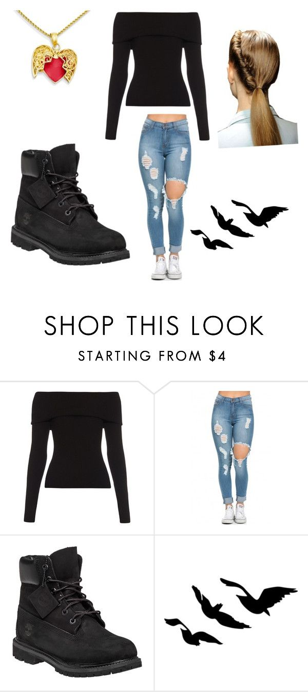 """""""Kay's sudden power gain (LoZ)"""" by sync-the-tempests-bae ❤ liked on Polyvore featuring A.L.C., Timberland, women's clothing, women, female, woman, misses and juniors"""