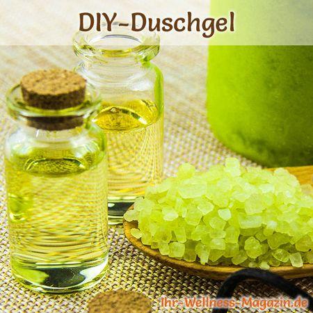 Duschgel Fur Neurodermitis Selber Machen Rezept Und Anleitung