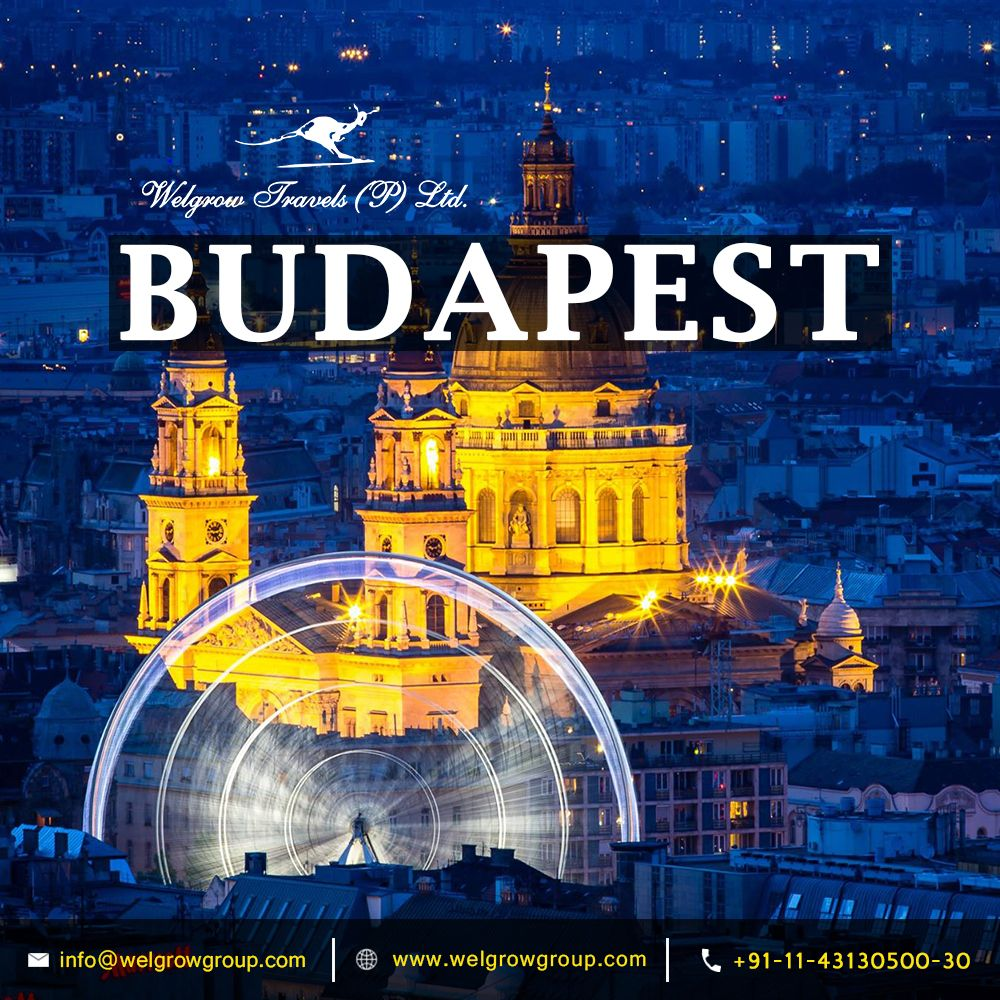 Budapest Holidays Coveted by both the East and the West for millenia. Budapest's rich blend of #culture. art. and #architecture will … | Luxury ...