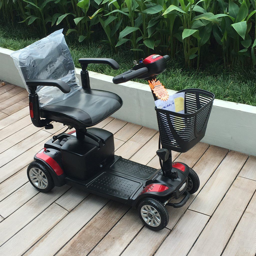 Refurbished Spitfire 4-Wheel (20AH) Mobility Scooter | Used