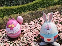 Disney Easter Egg Cheshire Cat The White Rabbit