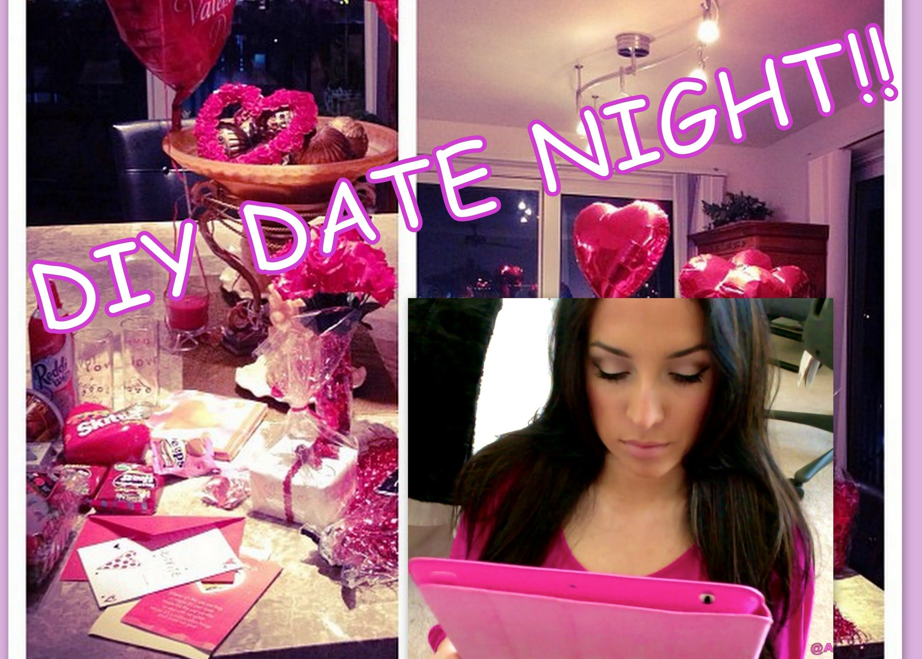 Diy Romantic Valentines Day Date Night Ideas How To Fun At Home Decora