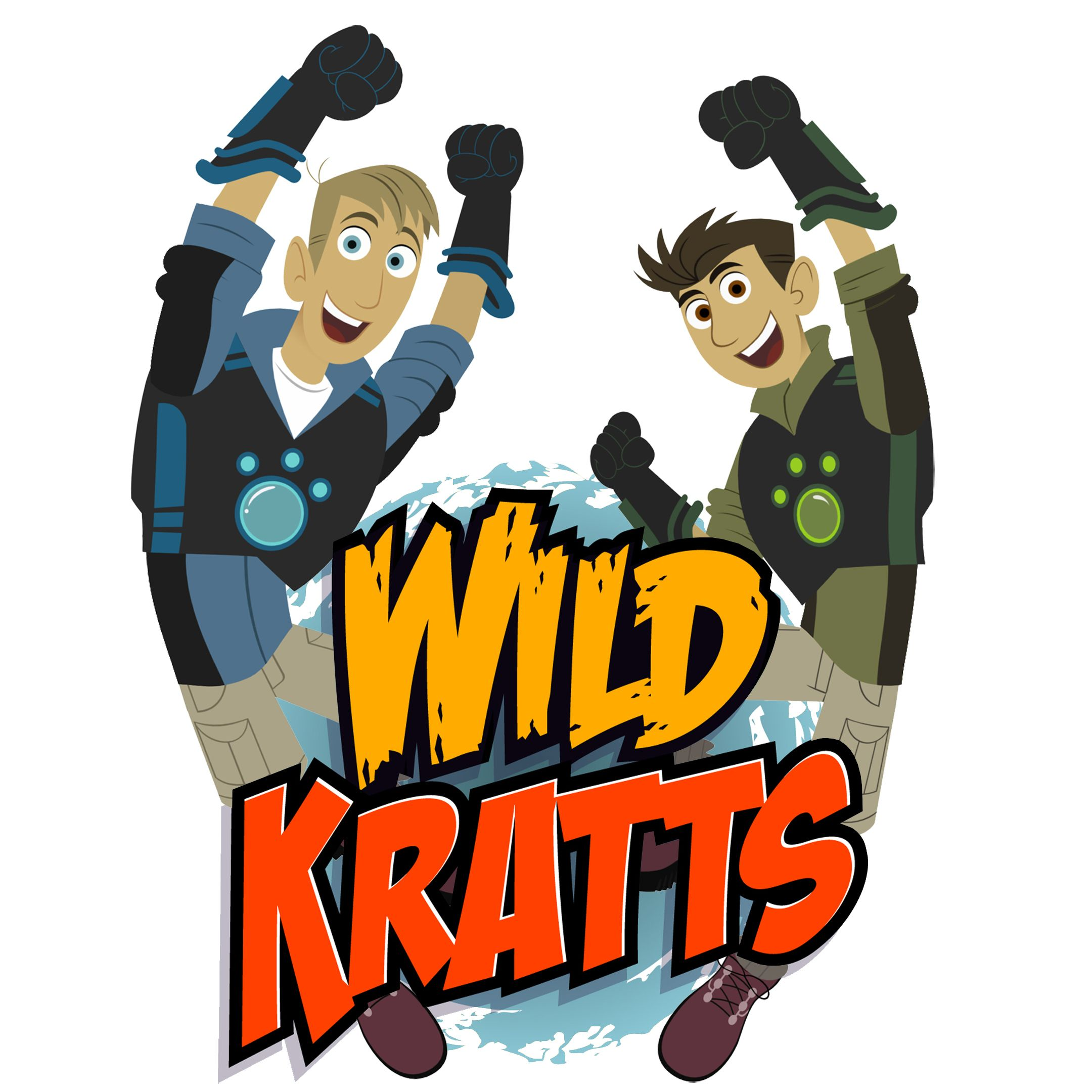 Wild Kratts ~ Join the adventures of Chris and Martin Kratt as they ...