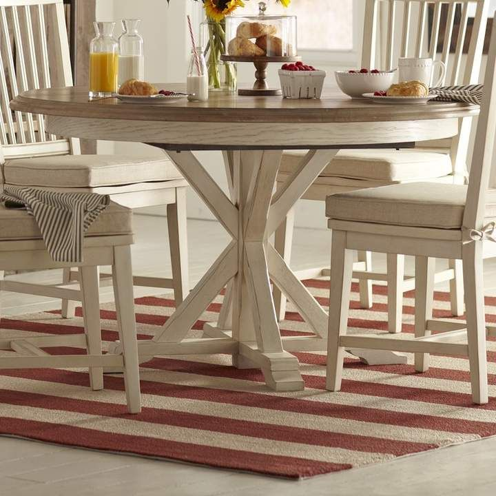 Birch Lane Heritage Kangas Extendable Dining Table Extendable