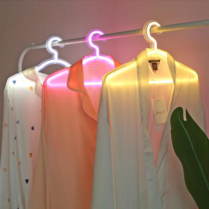 Theia LED Clothes Hanger