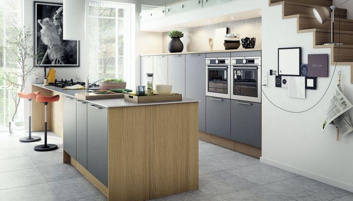 ▷ 94 design de cuisine blanche et grise   Cuisine   Kitchen ...
