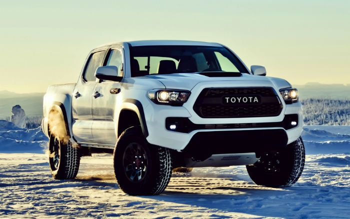 Toyota tacoma wallpaper